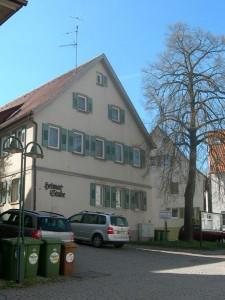 Die Heimatstube in Weilimdorf