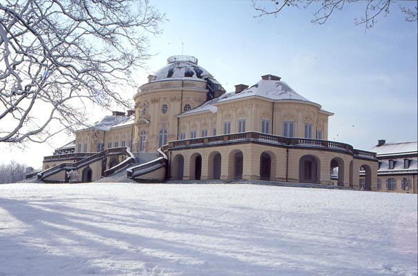 Winter am Schloss Solitude (2007)