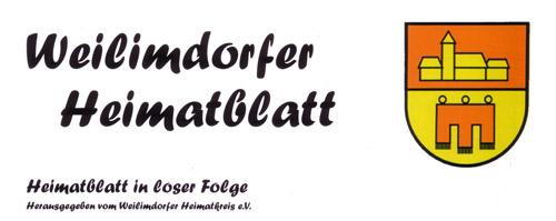Weilimdorfer Heimatblatt