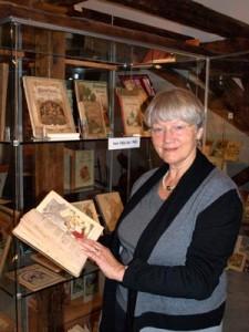 Erika Porten in der Bilderbuch-Ausstellung