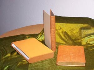 Meisterstück von Buchbinder Rudolf Schiller