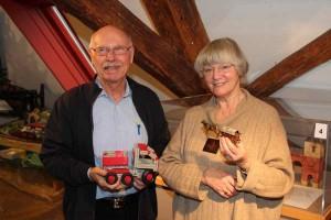Erwin Kurz und Erika Porten