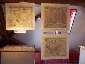 Mappa Critica, Karte des Schwäbischen Kreises, Karte des Österreichischen Kreises