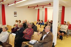 Jahresmitgliederversammlung des Heimatkreis 2015
