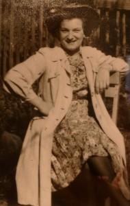 Hilde Adler, 1943